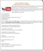 YouTube per la didattica