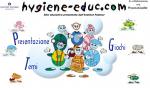 Hygiene-educ: educare i bambini all'igiene con internet