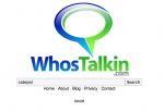 WhosTalkin: cercare tra le conversazioni online