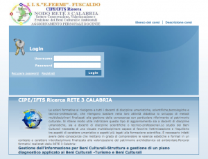 ICT, Open Source e Web 2.0 per i Beni Culturali