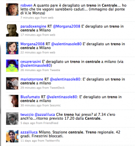 Perch le notizie prima passano da Twitter!! Siamo sicuri?