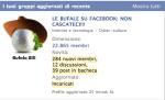 LE BUFALE SU FACEBOOK: NON CASCATECI!!! (15)