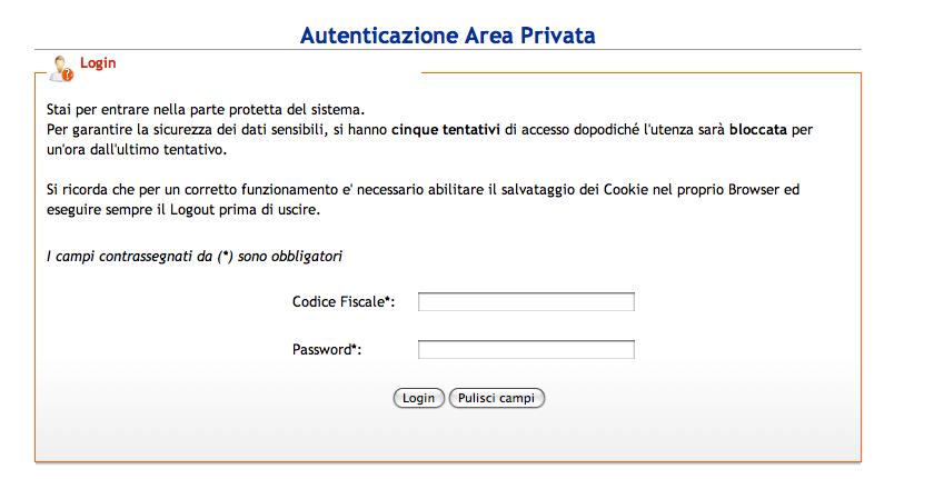STIPENDI PA Comparto Scuola: la procedura di accesso : Catepol 3.0