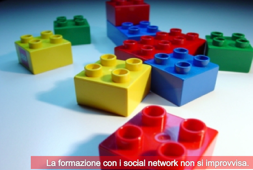 Social Network Training di AIF