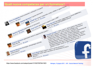 Formazione, Social Web, strumenti, competenze&#8230;