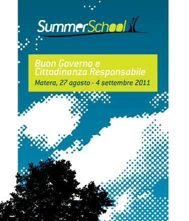 Summer School RENA Buon Governo e Cittadinanza Responsabile
