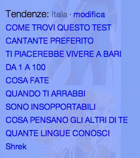 Hanno ucciso i Trending Topics chi sia stato non si sa&#8230;