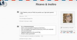 Ricevo &#038; Inoltro