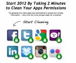 Rimuovere le applicazioni inutili dai social network