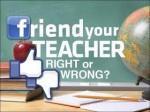 Divieto amicizia prof – alunni sui social a NYC