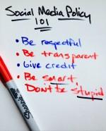 Social media policy a scuola e varie questioni educative
